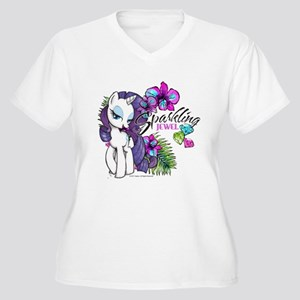 MLP-Sparkling Jewel Plus Size T-Shirt