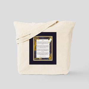 IF by Rudyard Kipling Tote Bag