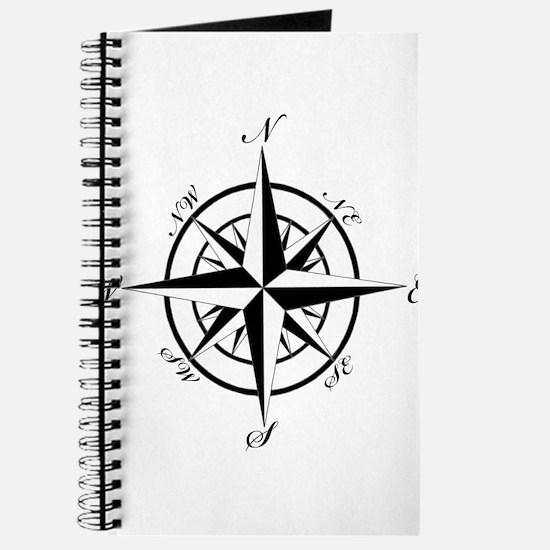 Vintage Compass Journal
