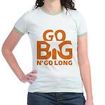 Go Big Jr. Ringer T-Shirt