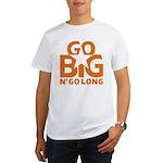 Go Big Organic Men's T-Shirt