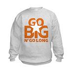 Go Big Kids Sweatshirt