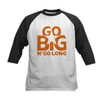 Go Big Kids Baseball Jersey
