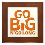 Go Big Framed Tile