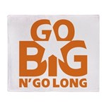 Go Big Throw Blanket