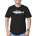 Totoaba (aka Tortuava) fish Men's Fitted T-Shirt (