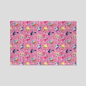 MLP Pattern Pink Magnets