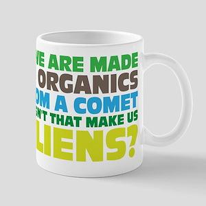 Are we all aliens? Mug
