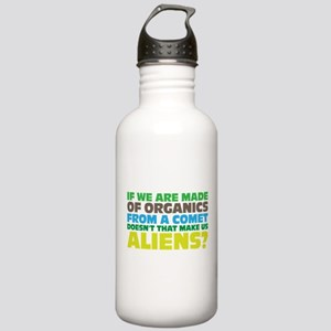Are we all aliens? Water Bottle