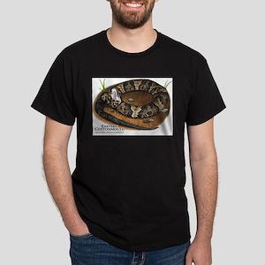 Eastern Cottonmouth Dark T-Shirt