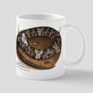 Eastern Cottonmouth Mug