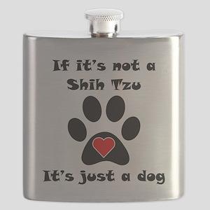 If Its Not A Shih Tzu Flask