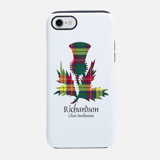 Unicorn-Richardson.Buchanan iPhone 7 Tough Case