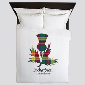 Unicorn-Richardson.Buchanan Queen Duvet