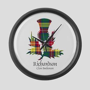 Unicorn-Richardson.Buchanan Large Wall Clock
