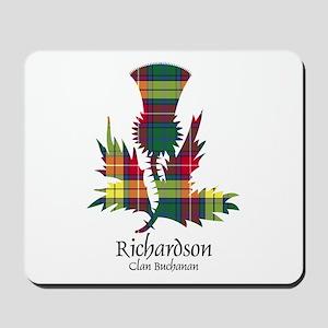Unicorn-Richardson.Buchanan Mousepad