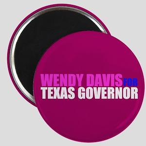 Wendy Davis for Governor Magnet