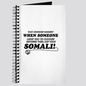 Unique Somali designs Journal