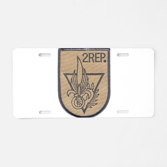 Funny Nam Aluminum License Plate