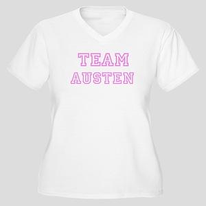 Austen.jpg Plus Size T-Shirt