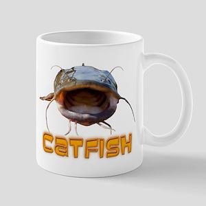 Bigmouth Flathead catfish Mug