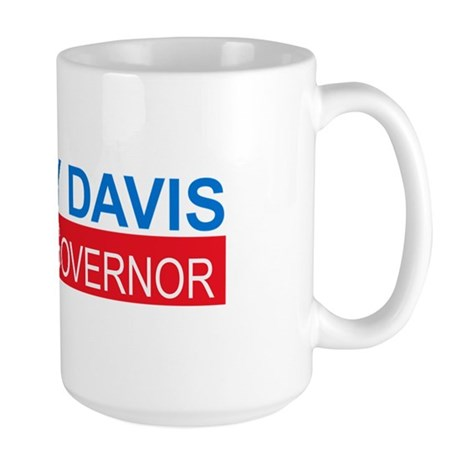 Wendy Davis Governor Democrat Large Mug