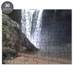 Base of Noccalula falls Puzzle