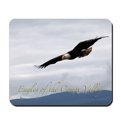 Eagles of the Comox Valley Mousepad