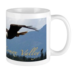 Eagles of the Comox Valley Coffee Mug