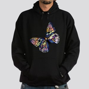Exotic Butterfly Hoodie