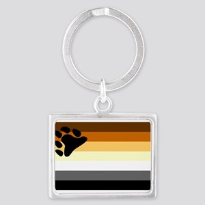 Bear Flag Keychains