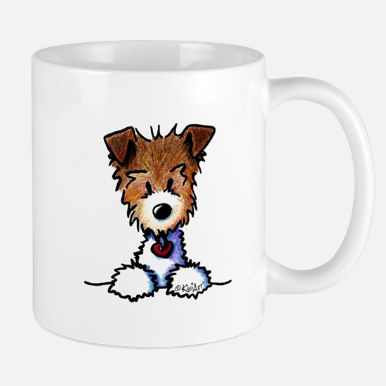 KiniArt Pocket JRT Mug