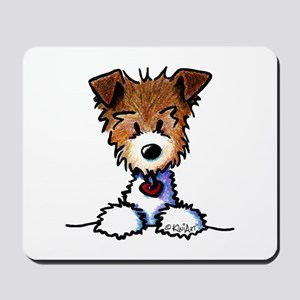 KiniArt Pocket JRT Mousepad