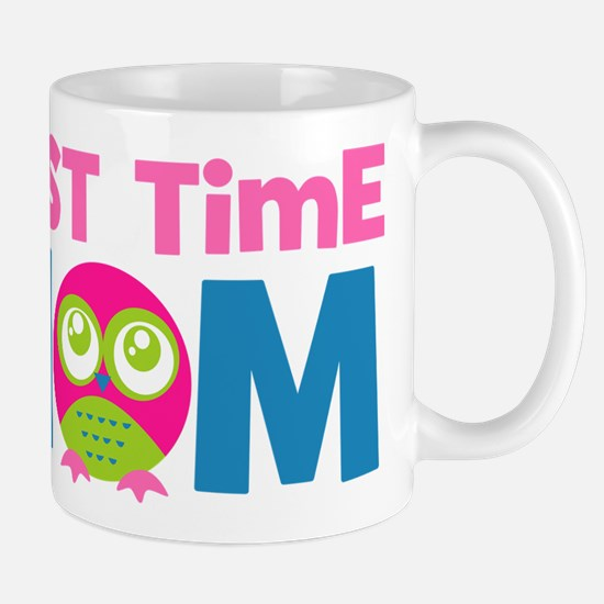 First Time Mom Maternity Small Mug