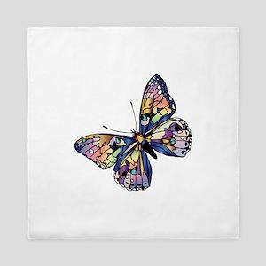 Exotic Butterfly Queen Duvet