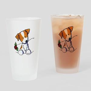 Pocket Rose JRT Drinking Glass