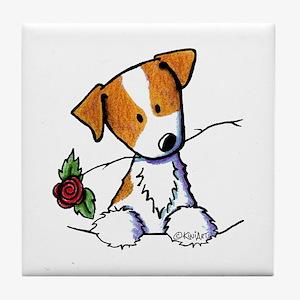 Pocket Rose JRT Tile Coaster