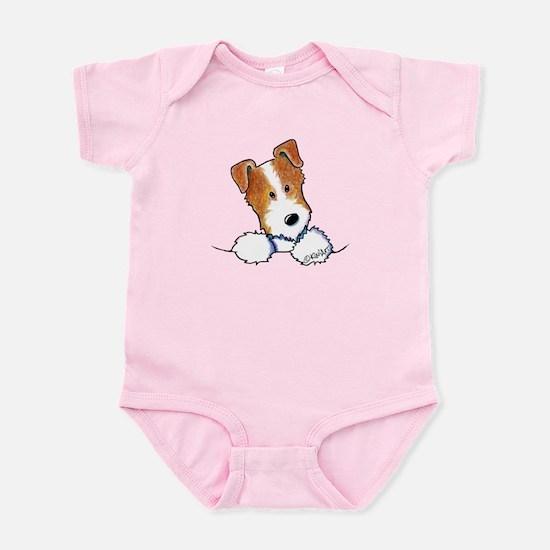 Pocket JRT BC2 Infant Bodysuit