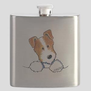 Pocket JRT BC2 Flask