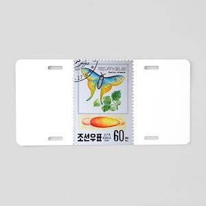 Aetias Artemis Aluminum License Plate