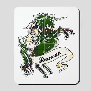 Duncan Unicorn Mousepad