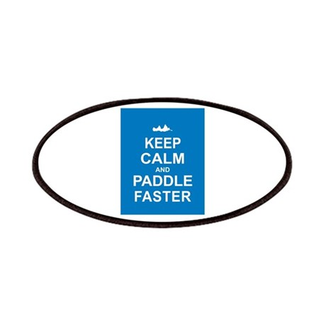 Keep Calm and Paddle Faster Patches