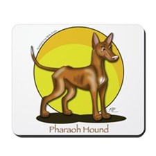 Pharaoh Hound Illustration Mousepad