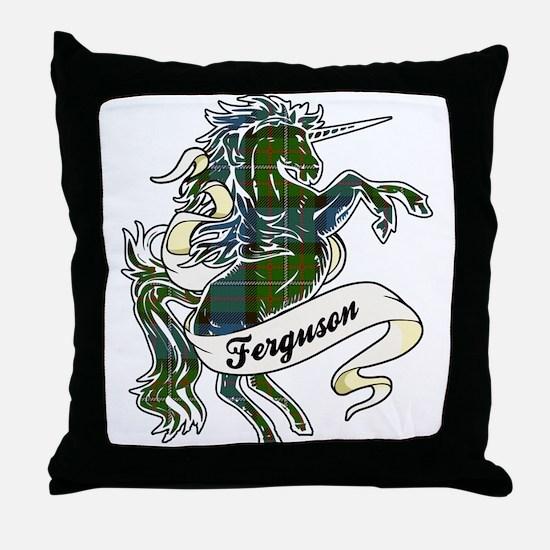 Ferguson Unicorn Throw Pillow
