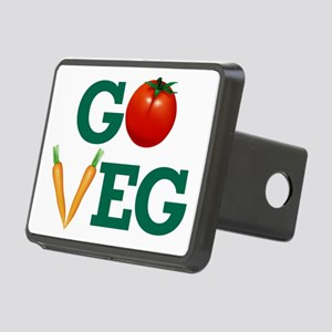 Go Veg Stacked Hitch Cover