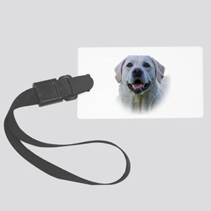Labrador Retriever Large Luggage Tag