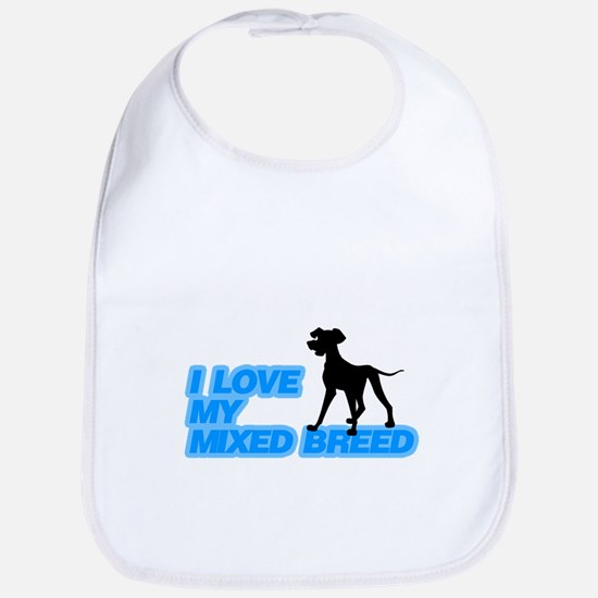 I love my mixed breed Bib