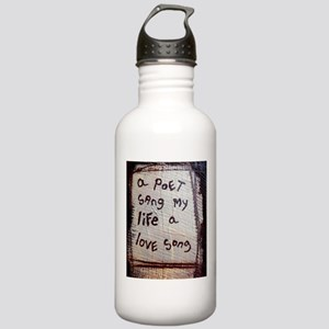 poet Stainless Water Bottle 1.0L