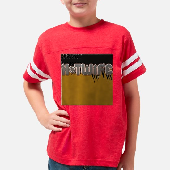 Hotwife Youth Football Shirt