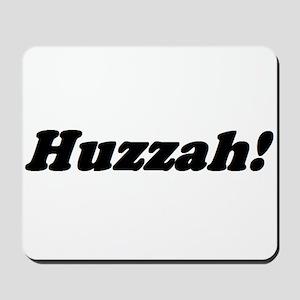 Huzzah! Mousepad